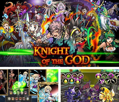 In addition to the game Comish for Android phones and tablets, you can also download Knight of the god for free.