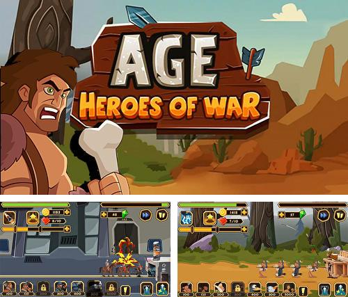 Knights age: Heroes of wars. Age: Legacy of war