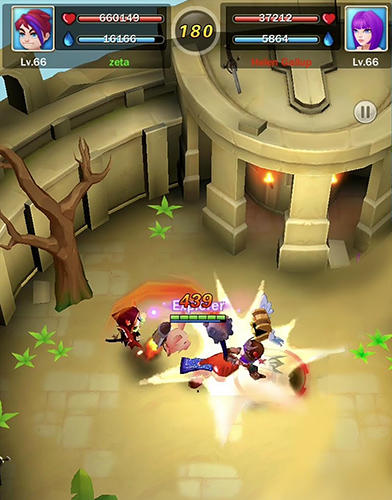 Screenshots von Knights and dungeons für Android-Tablet, Smartphone.