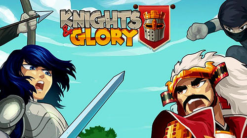 Knights and glory: Tactical battle simulator poster