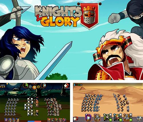 Knights and glory: Tactical battle simulator