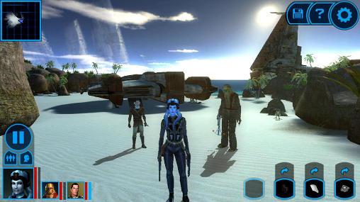 Star Wars: Knights of the Old republic v1 0 6 for Android