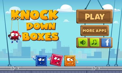 Knock Down Boxes