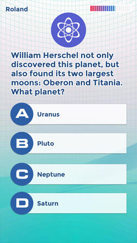 Knowledge trainer: Trivia screenshot 1