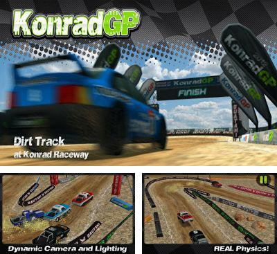 In addition to the game Egg Farm for Android phones and tablets, you can also download KonradGP for free.