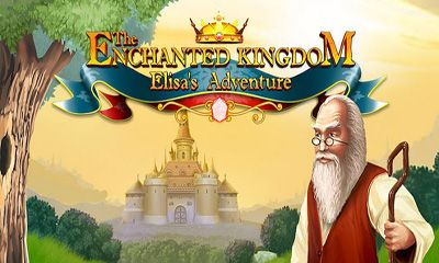 Enchanted Kingdom. Elisa's Adventure обложка