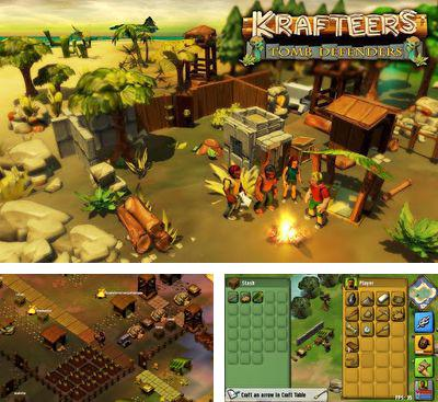 In addition to the game Majesty: The Northern Expansion for Android phones and tablets, you can also download Krafteers - Tomb Defenders for free.