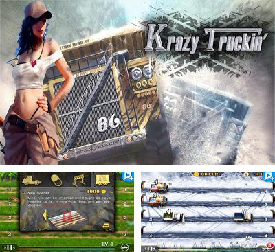 In addition to the game Egyptian Pyramids for Android phones and tablets, you can also download Krazy Truckin for free.