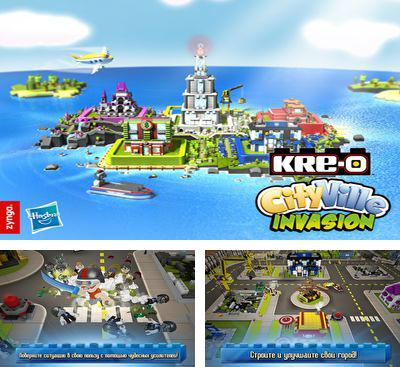 In addition to the game Vermin for Android phones and tablets, you can also download KRE-O CityVille Invasion for free.