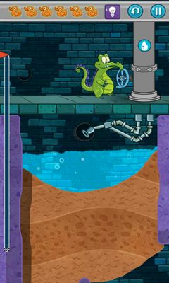 Screenshots von Where's My Water? 2 für Android-Tablet, Smartphone.