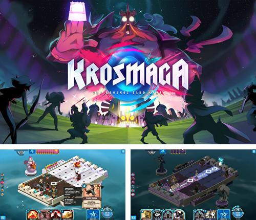 In addition to the game Egg x egg for Android phones and tablets, you can also download Krosmaga for free.