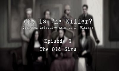 Who is te killer? Episode 1