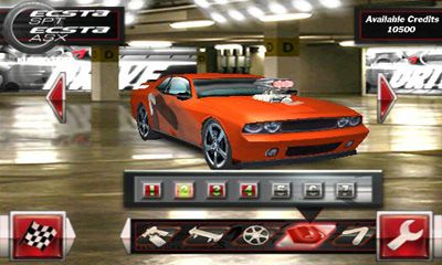 Screenshots do Kumho Tires Drive - Perigoso para tablet e celular Android.