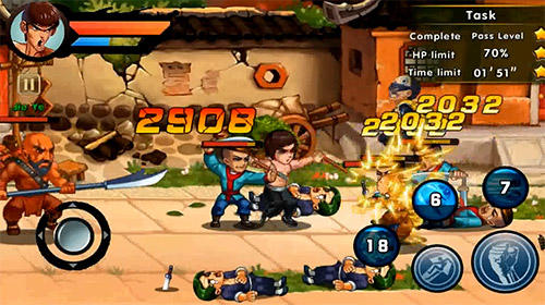 Kung fu attack screenshot 4