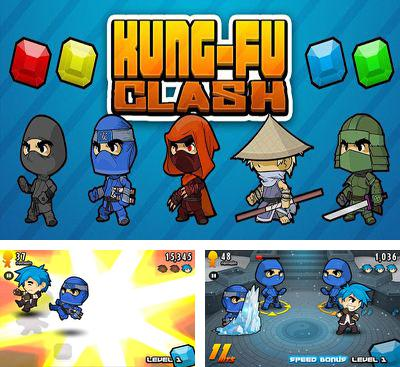 In addition to the game Doodle Food Expedition for Android phones and tablets, you can also download Kung-Fu Clash for free.
