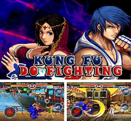 Kung fu do fighting
