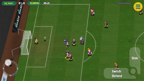 Kung fu feet: Ultimate soccer screenshot 1
