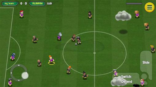 Kung fu feet: Ultimate soccer screenshot 2