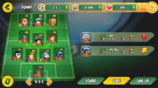 Kung fu feet: Ultimate soccer screenshot 3