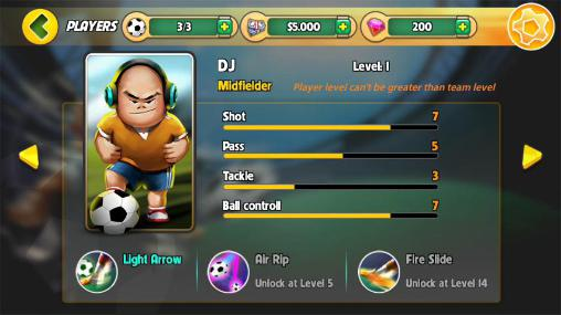 Kung fu feet: Ultimate soccer screenshot 4