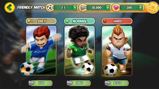 Kung fu feet: Ultimate soccer screenshot 5