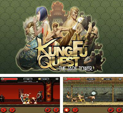 Kung Fu Quest The Jade Tower