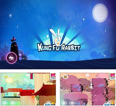 In addition to the game Rubber Tacos for Android phones and tablets, you can also download Kung Fu Rabbit for free.