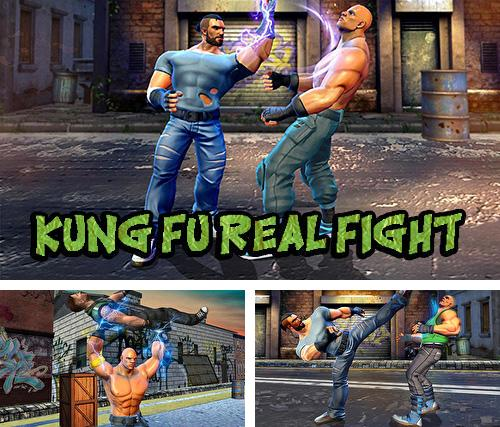 Kung fu real fight: Fighting games