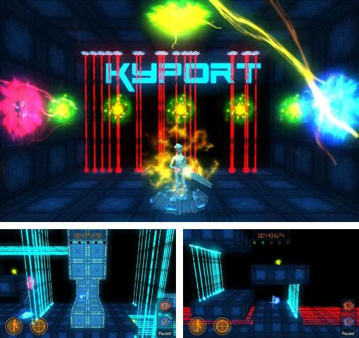 In addition to the game Glyder 2 for Android phones and tablets, you can also download Kyport: Portals. Dimensions for free.