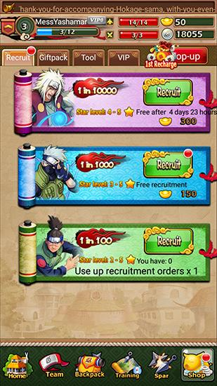 Kyubi legend: Ninja for Android - Download APK free