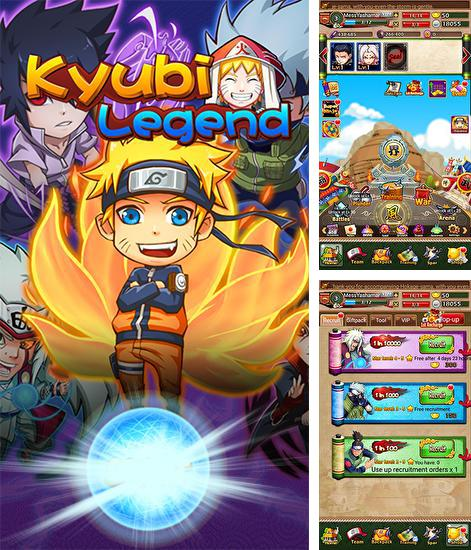 In addition to the game Eternal legend for Android phones and tablets, you can also download Kyubi legend: Ninja for free.