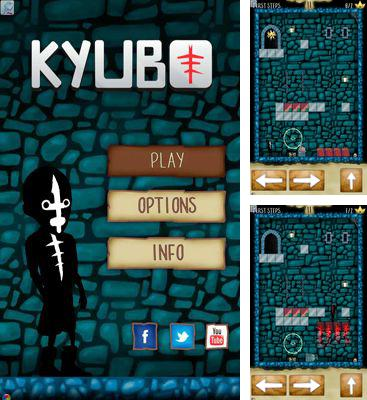 In addition to the game Slydris for Android phones and tablets, you can also download Kyubo for free.