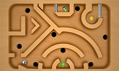 Labyrinth Game screenshot 2