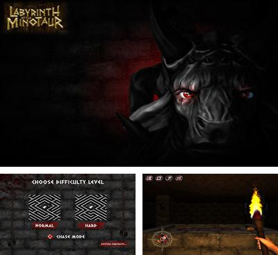 In addition to the game In Darkness for Android phones and tablets, you can also download Labyrinth of the Minotaur for free.