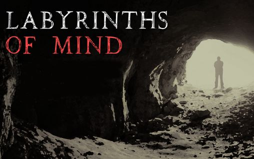 Labyrinths of mind poster