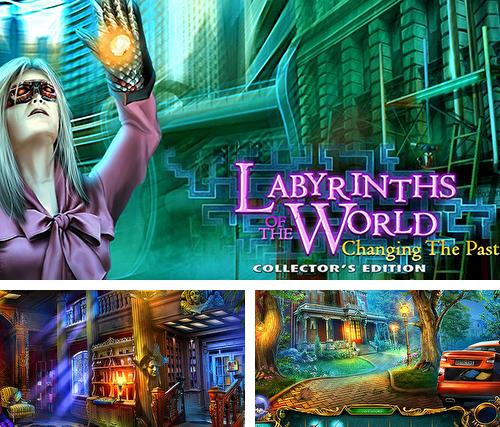 En plus du jeu Détective royal: Légende du golem  pour téléphones et tablettes Android, vous pouvez aussi télécharger gratuitement Labyrinthes du monde: Changement du futur, Labyrinths of the world: Changing the past.