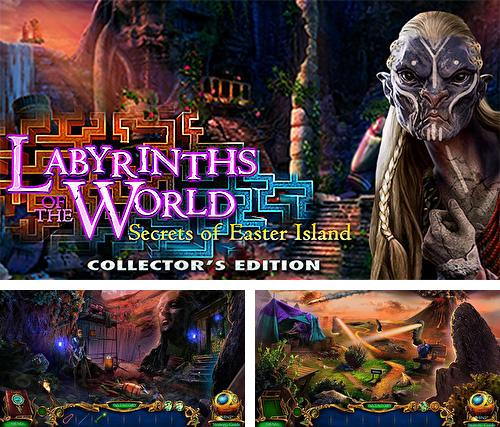 Labyrinths of the world: Secrets of Easter island. Collector's edition