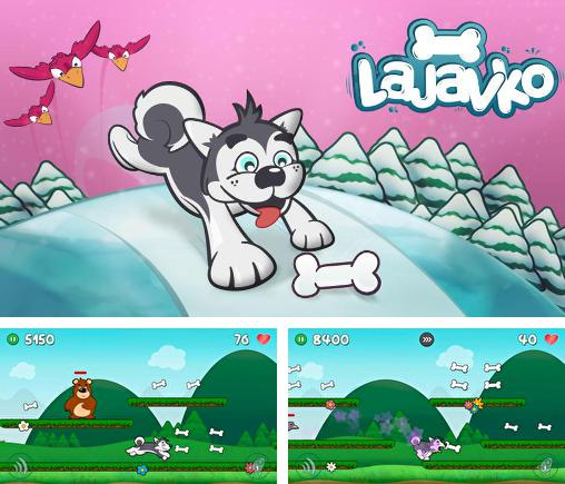 In addition to the game Connect'Em for Android phones and tablets, you can also download Lajavko for free.