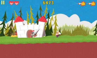 Screenshots von Lame Castle HD für Android-Tablet, Smartphone.
