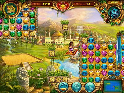 Lamp of Aladdin screenshot 4