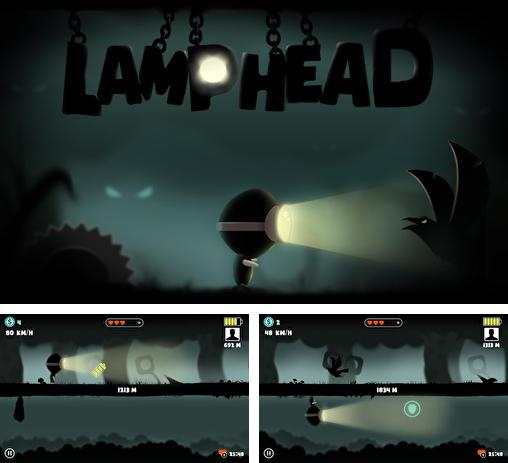 In addition to the game Person the History for Android phones and tablets, you can also download Lamphead for free.