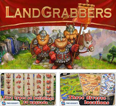 In addition to the game Nightmare Runner for Android phones and tablets, you can also download LandGrabbers for free.