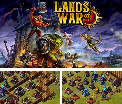 Lands of war
