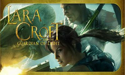 Lara Croft: Guardian of Light poster