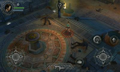 Lara Croft: Guardian of Light screenshot 1