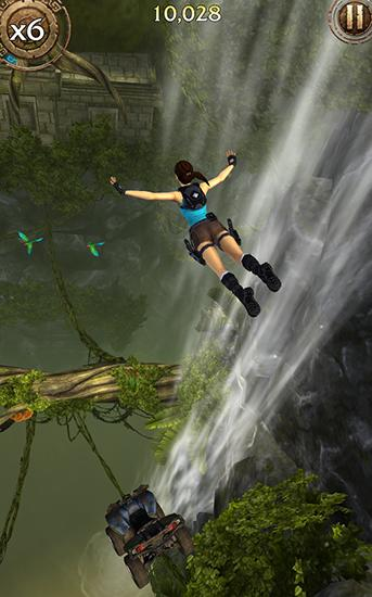 Lara Croft: Relic run скриншот 2