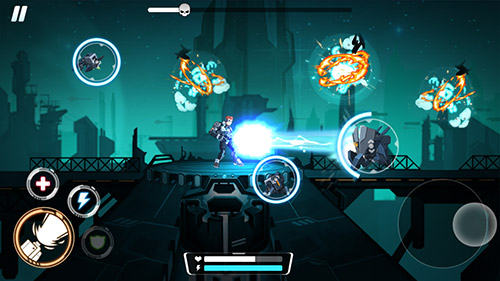 Laser squad: The light screenshot 1