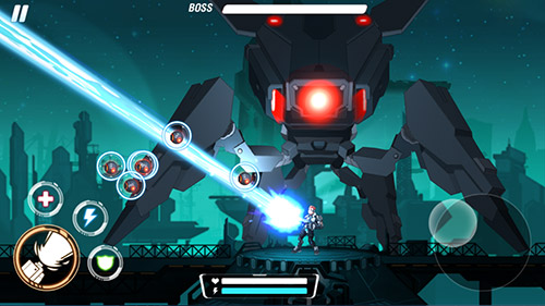 Laser squad: The light screenshot 2
