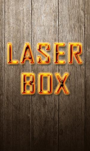 Laserbox poster