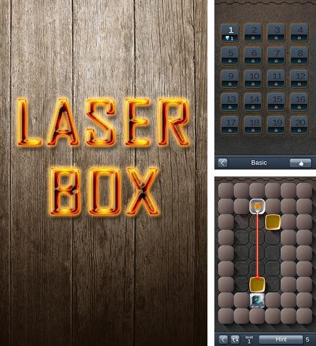 In addition to the game Jewels ninja for Android phones and tablets, you can also download Laserbox for free.